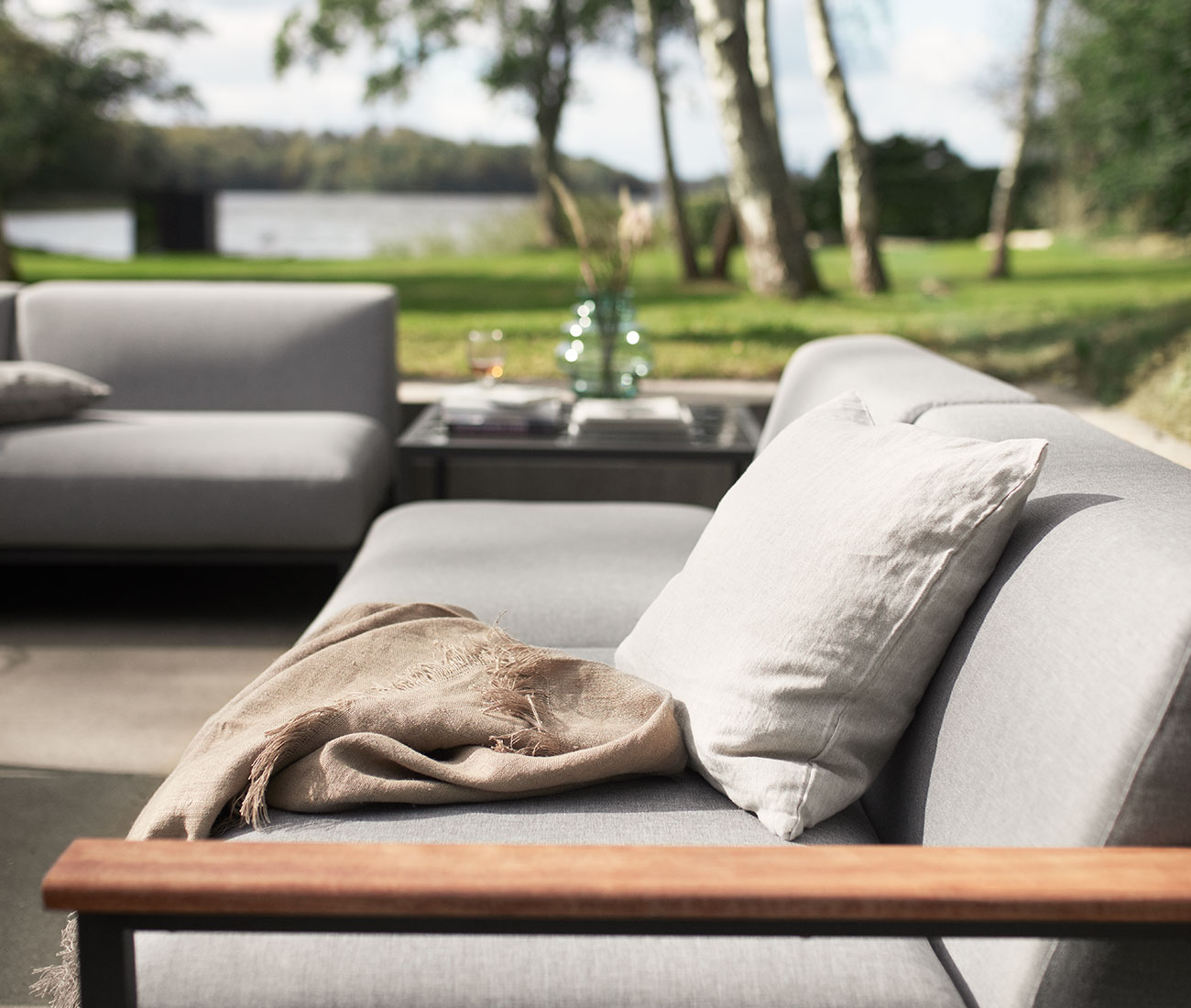 Rome Outdoor Sofa