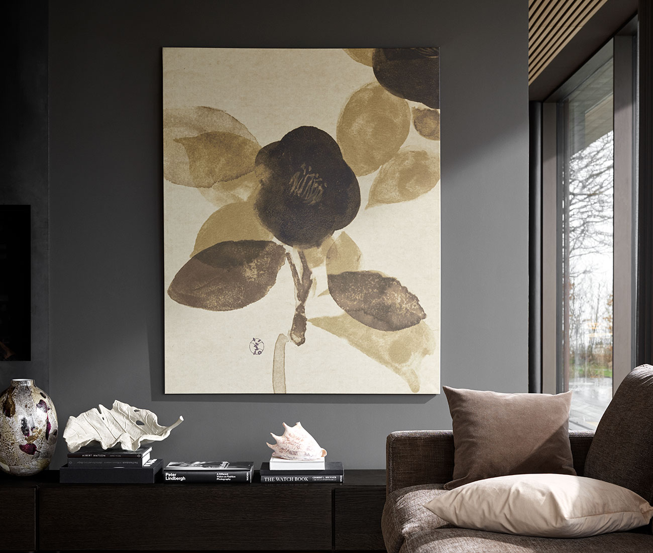 Brown Wall Art