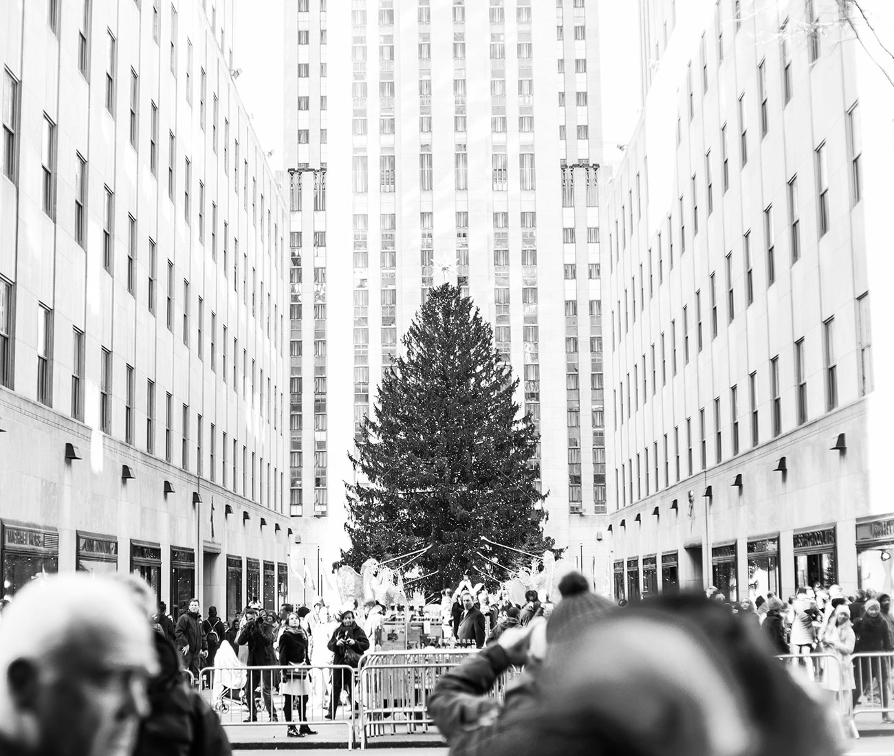 Rockefeller Center, Nueva York