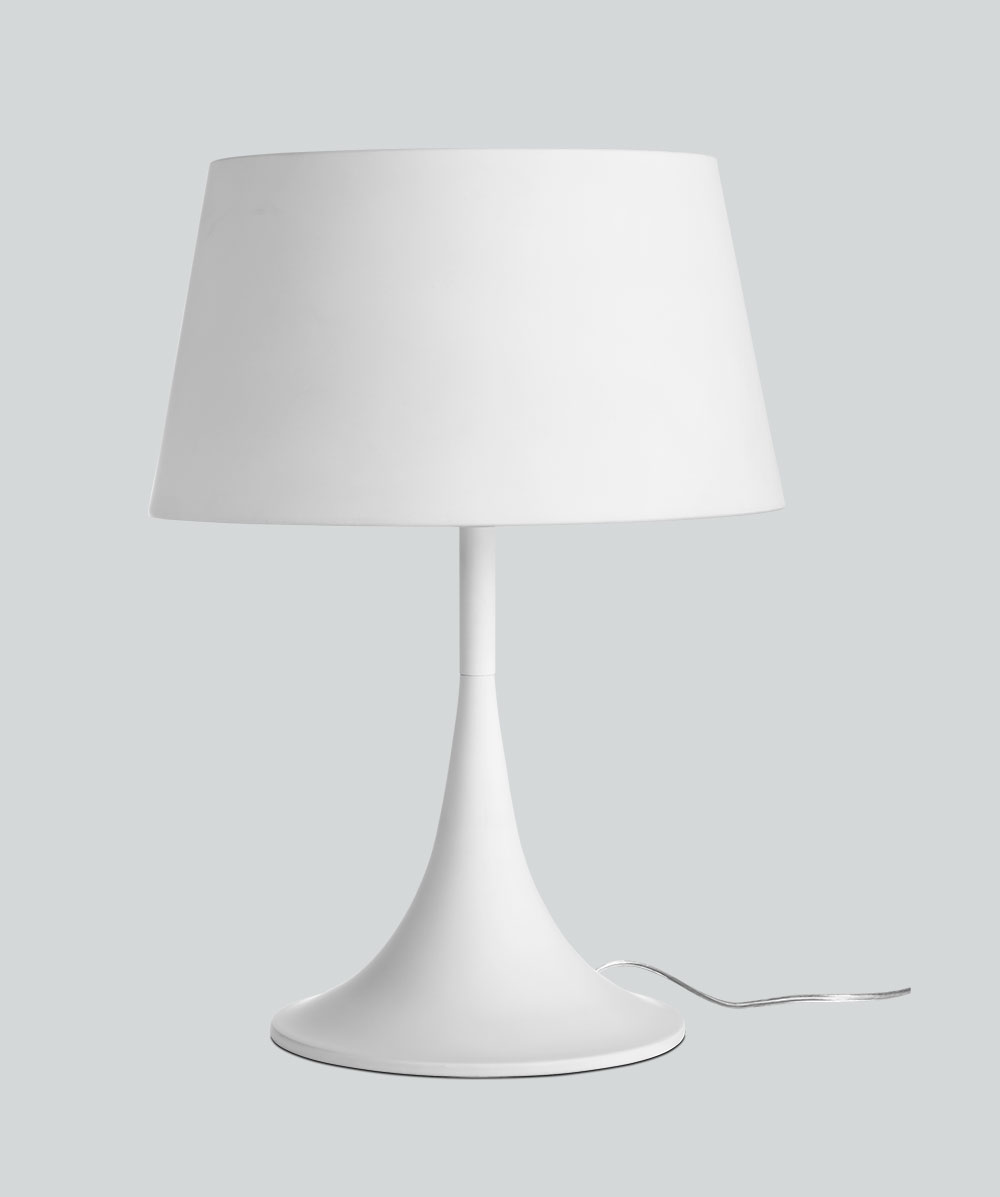 White Mix table lamp