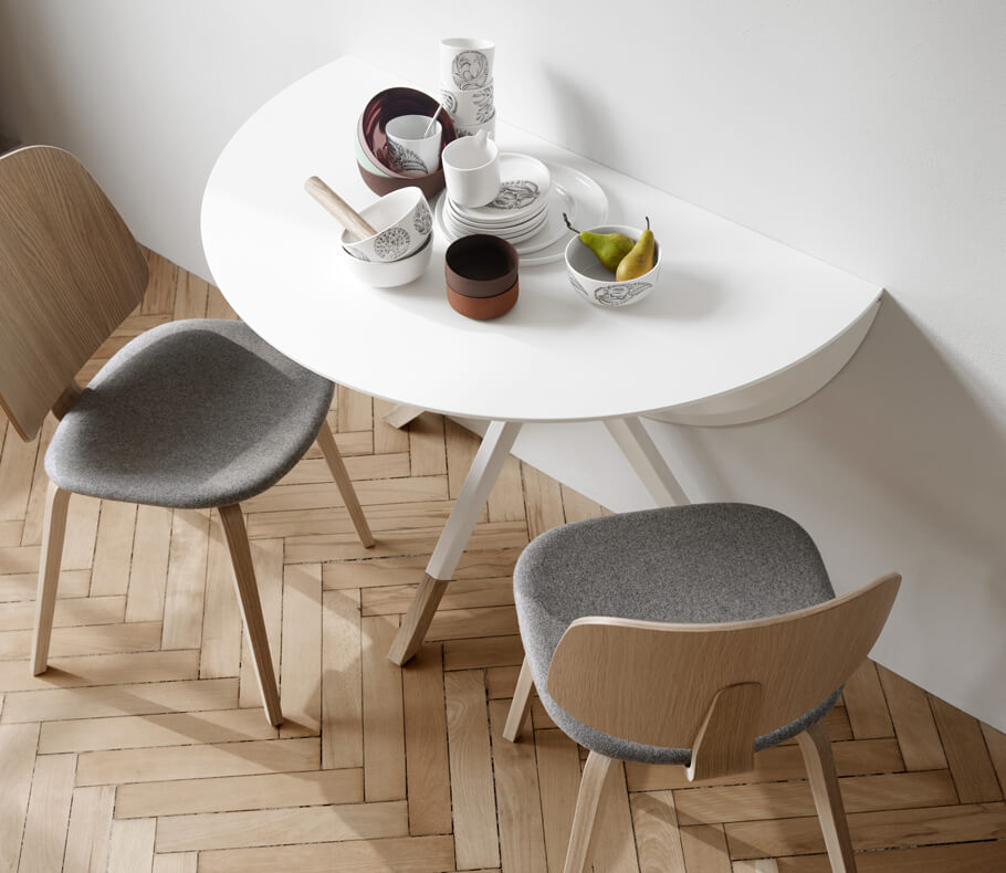 Billund folding dining table