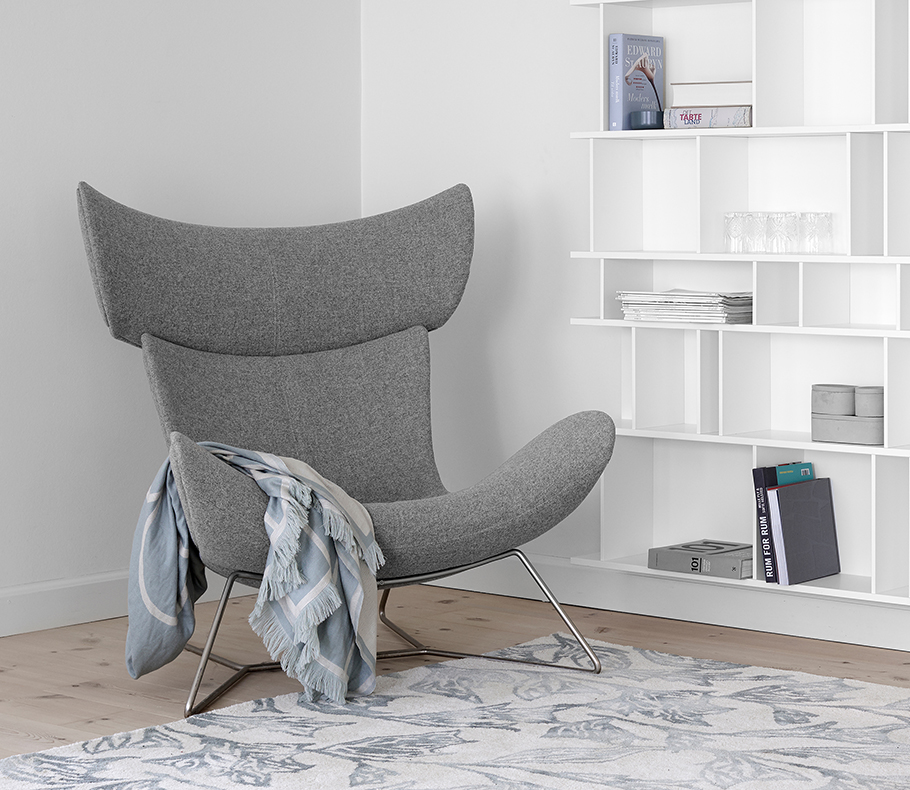 Grey Imola chair