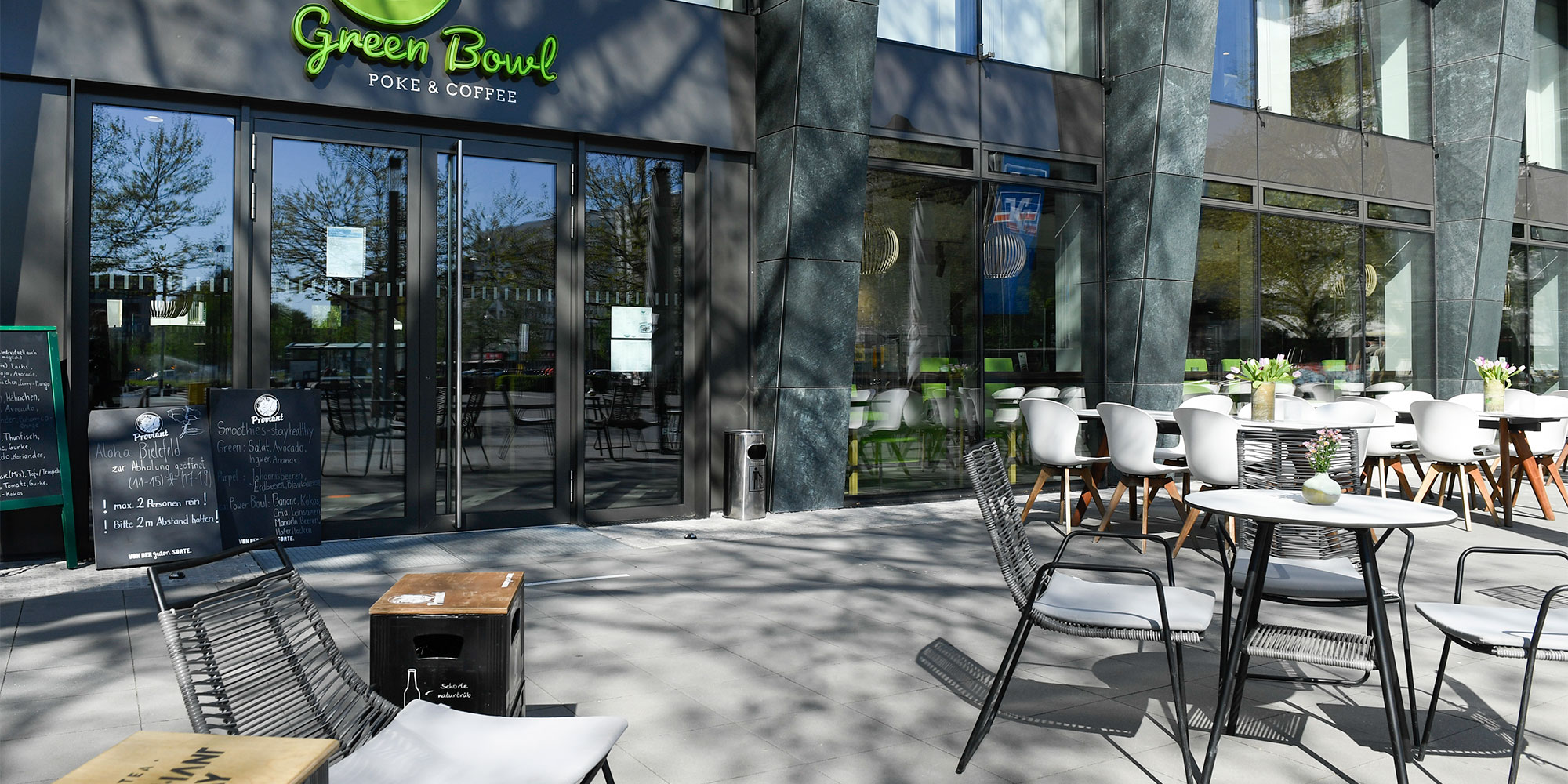 Green bowl restaurant