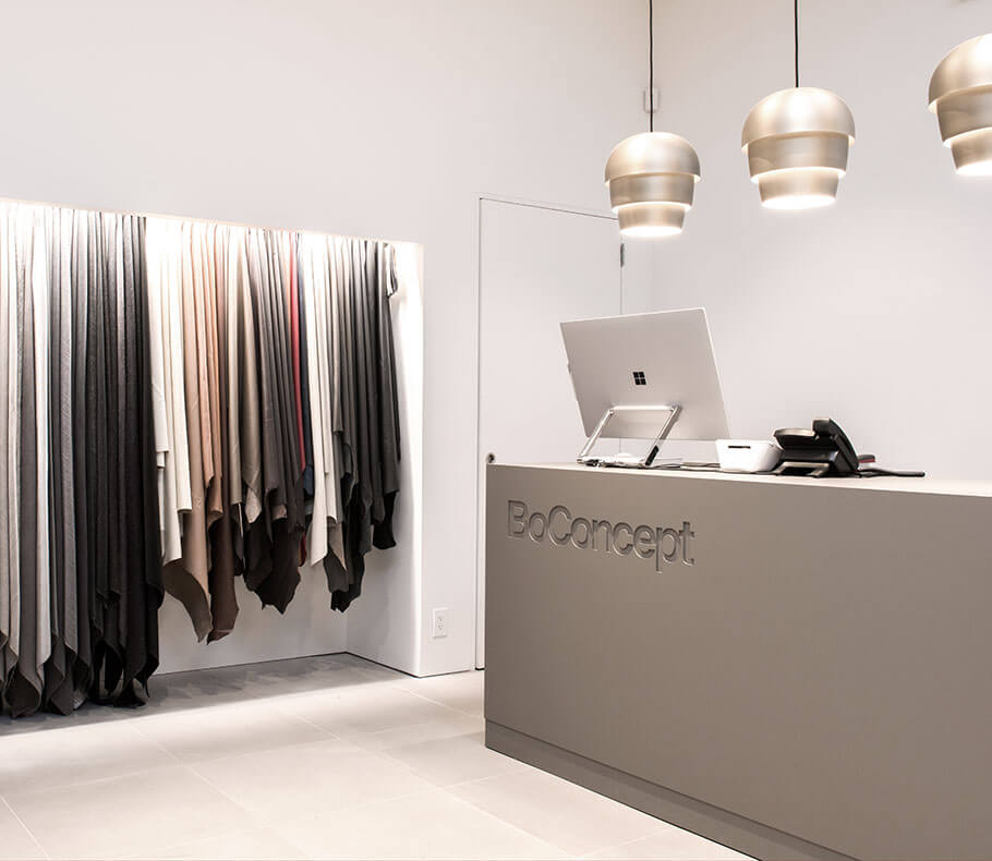 Find your local BoConcept store