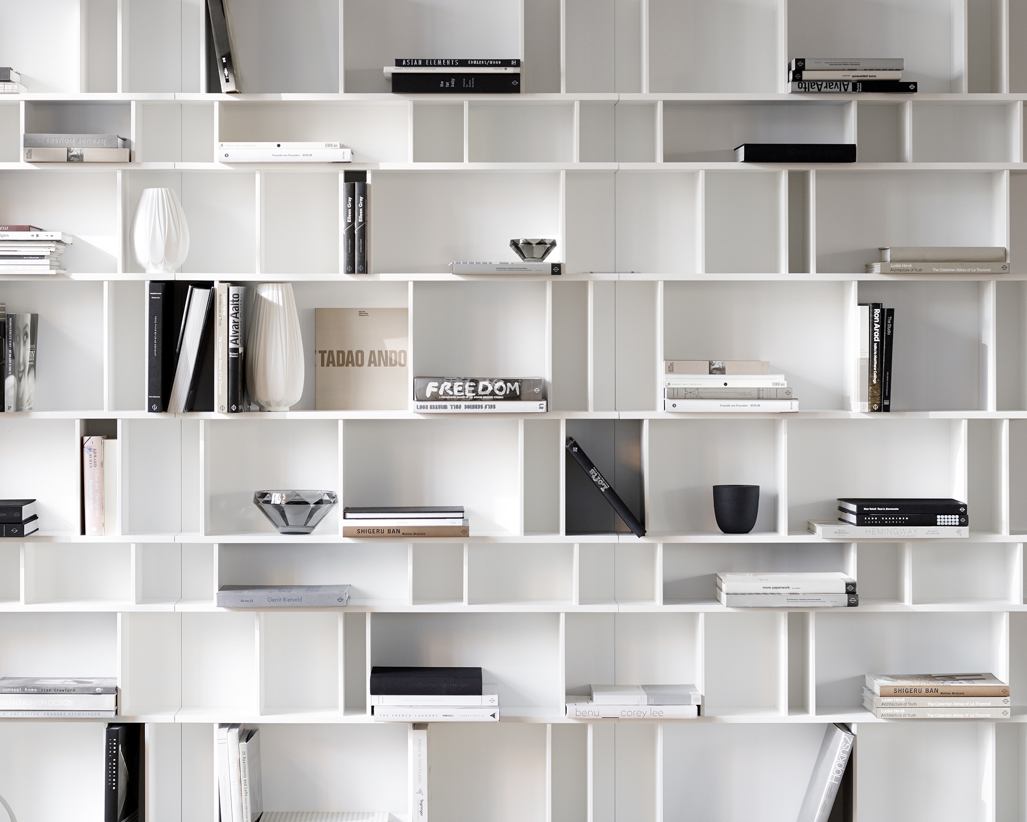 Wall system inspiration