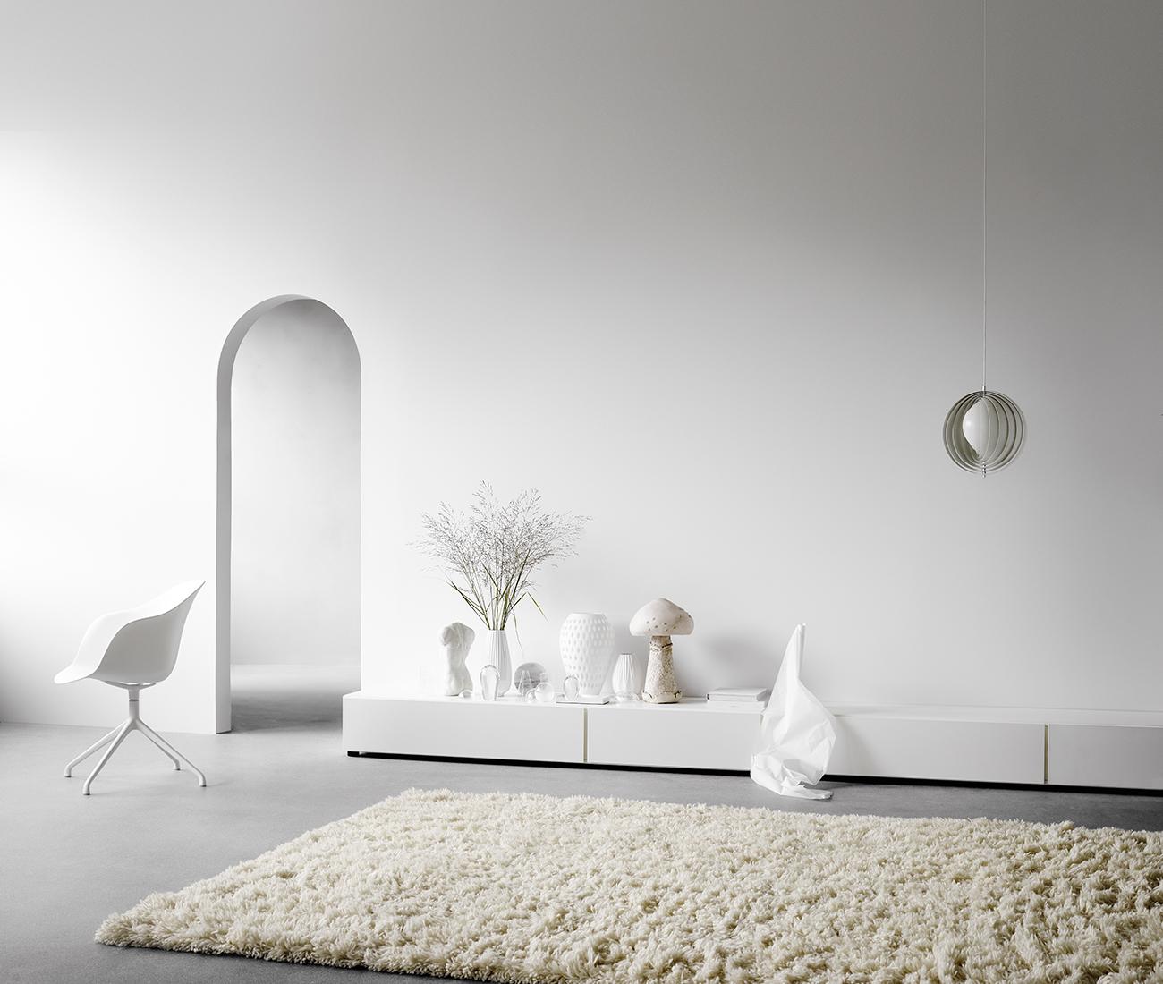 Bright living room inspiration