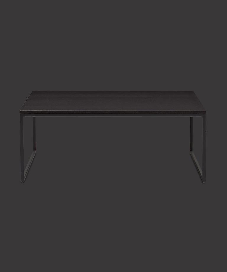 Black Lugo coffee table