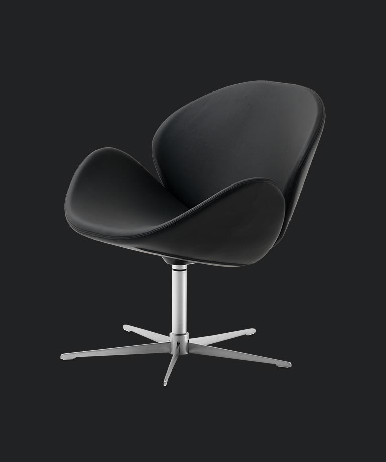 Black Ogi chair