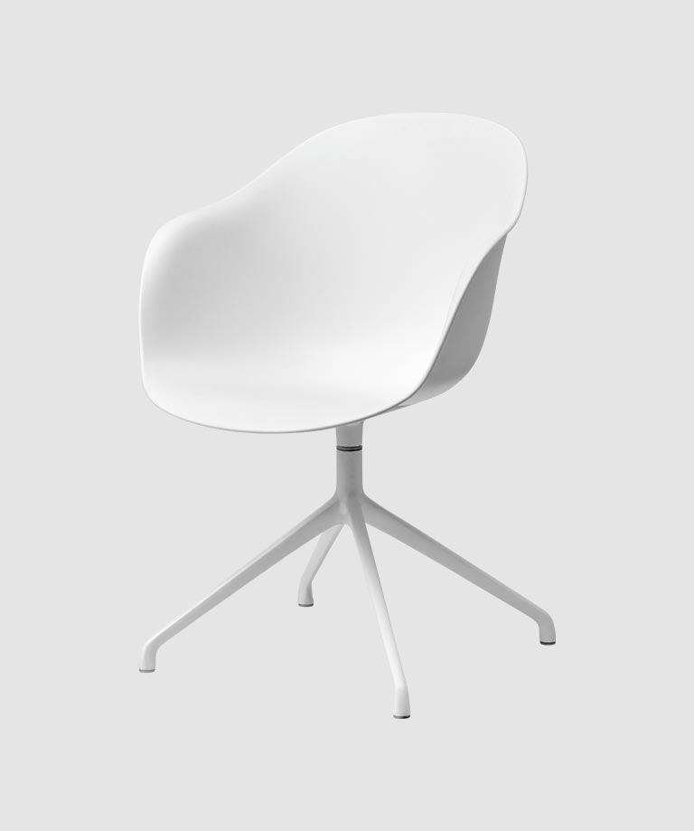 White Adelaide chair