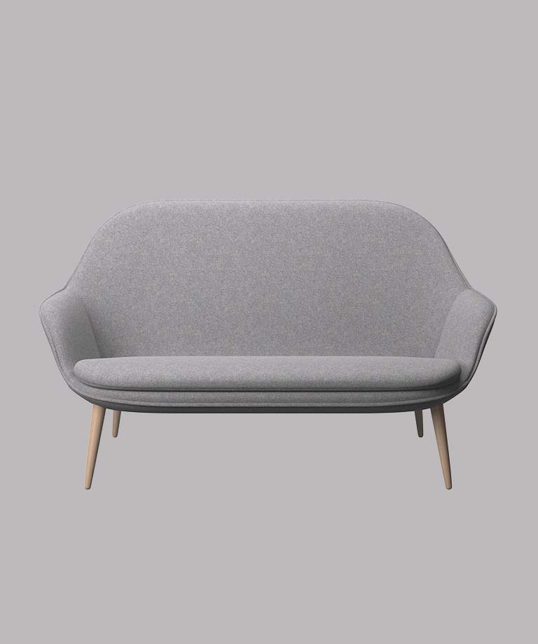Grey Adelaide sofa