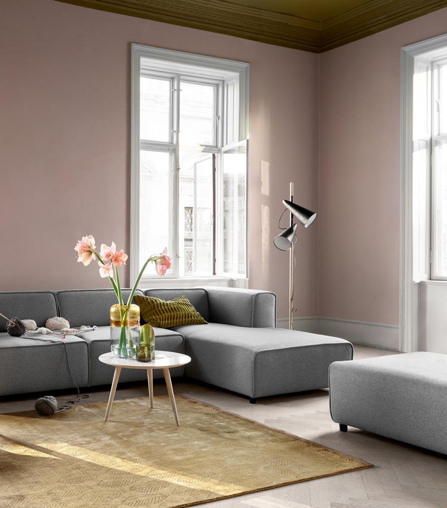 Ein Sofa Mit Filz- Oder Mit Samtbezug: Eine Entscheidungshilfe