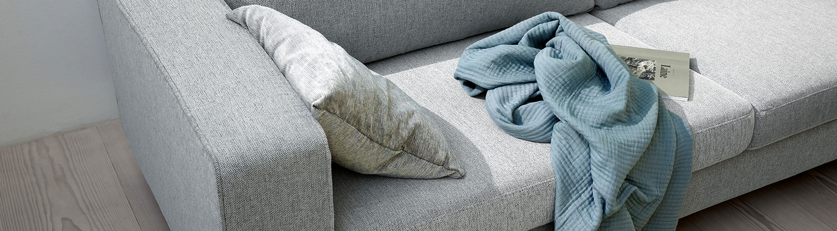Grey Indivi sofa