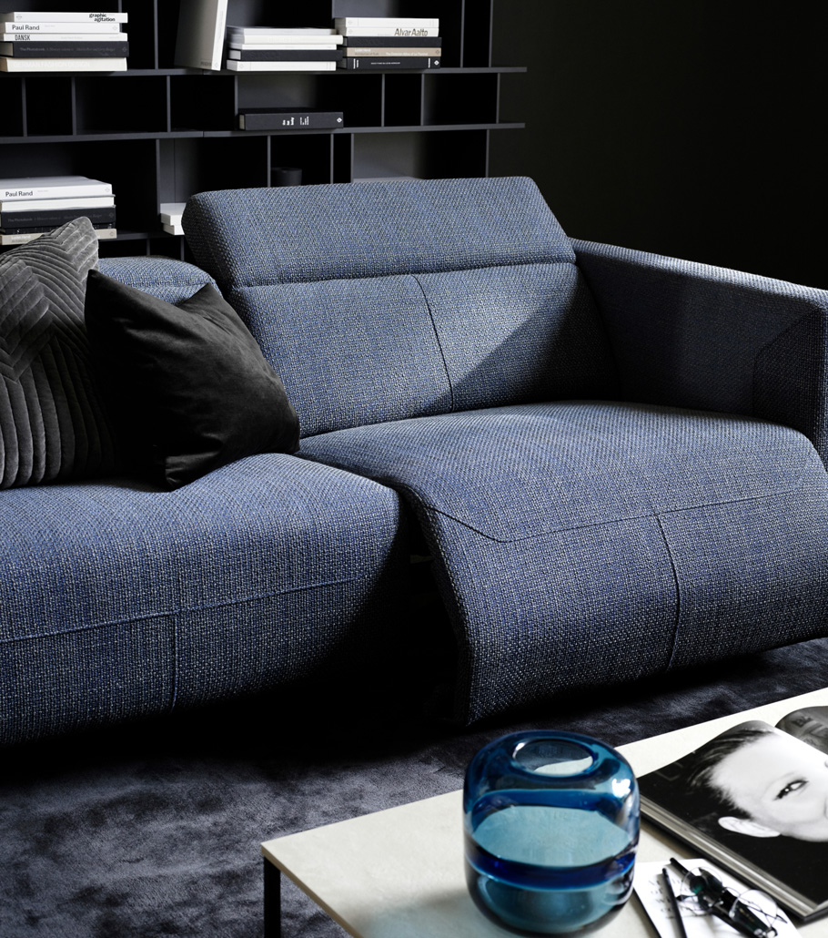 The Parma recliner sofa