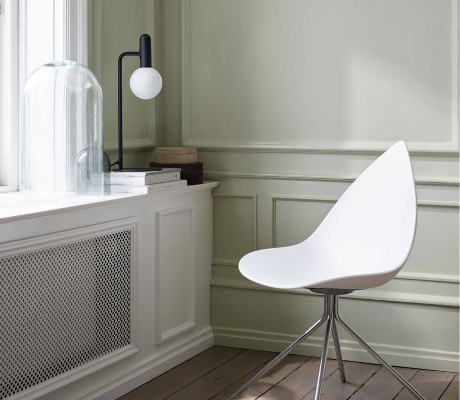 Ottawa dining chair by Karim Rashid