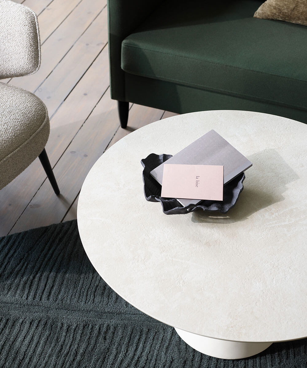 Ceramic Madrid coffee table