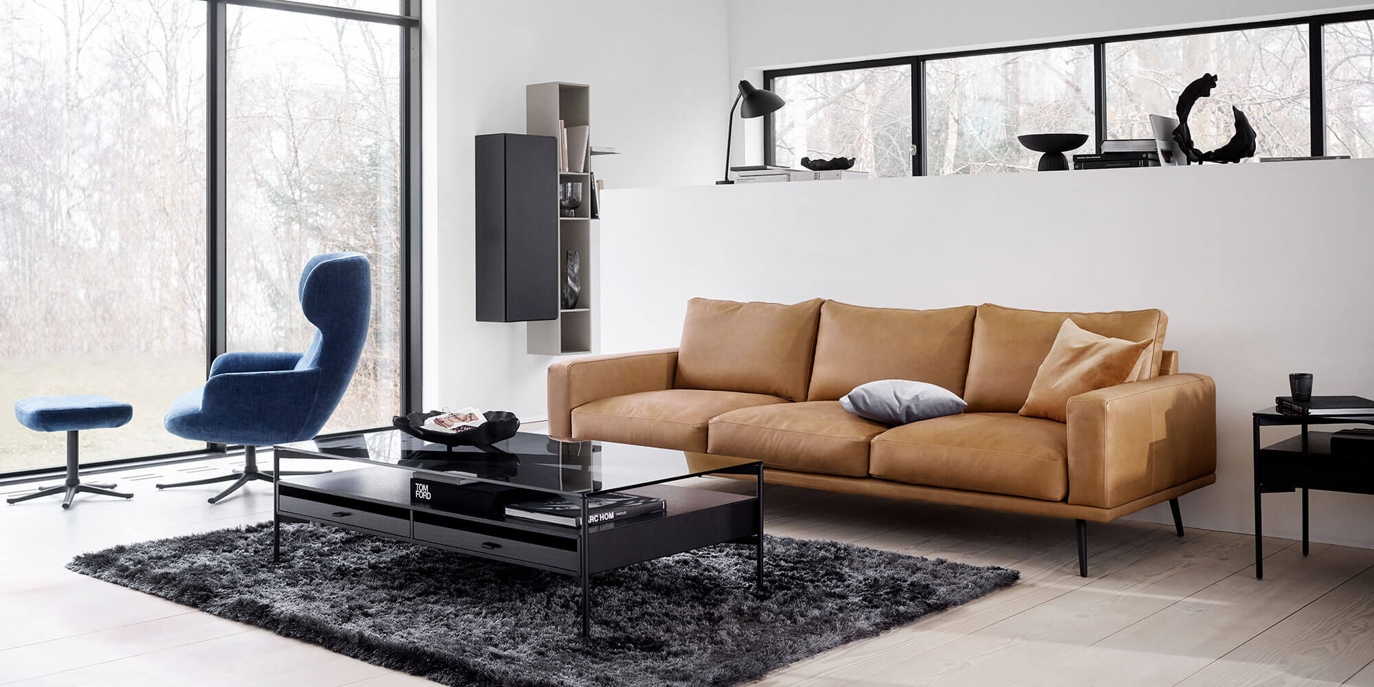 Fabulous Relaxed Living Trend Design By Boconcept Pabps2019 Chair Design Images Pabps2019Com