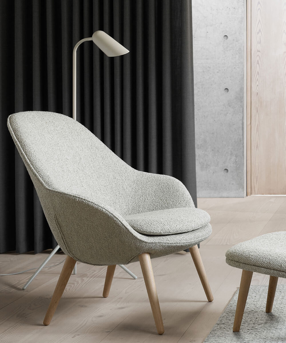 Beige Adelaide living chair