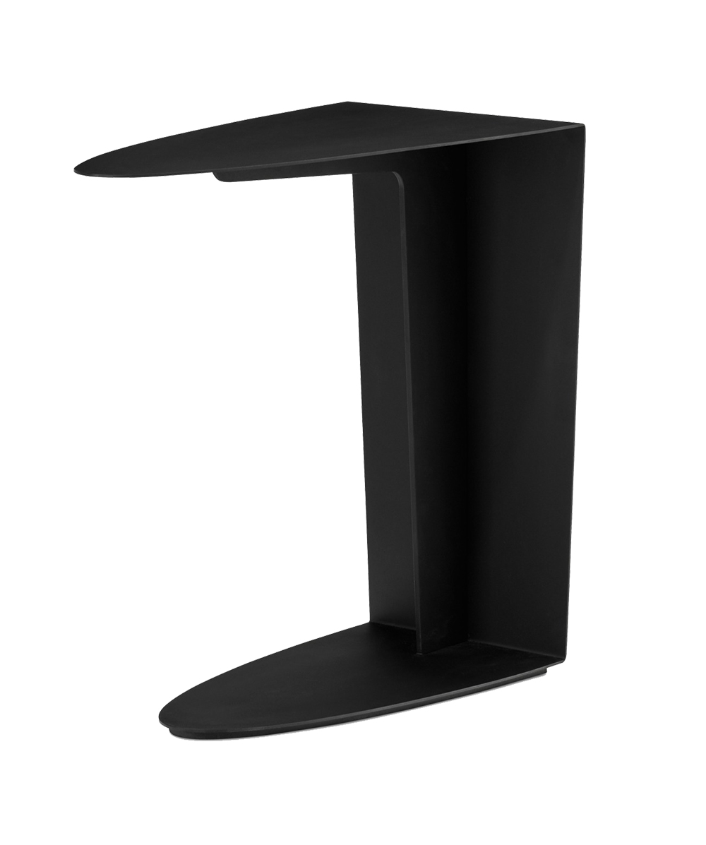 Black Ottawa side table
