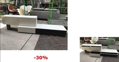meubles d exposition le design boconcept prix r duit. Black Bedroom Furniture Sets. Home Design Ideas