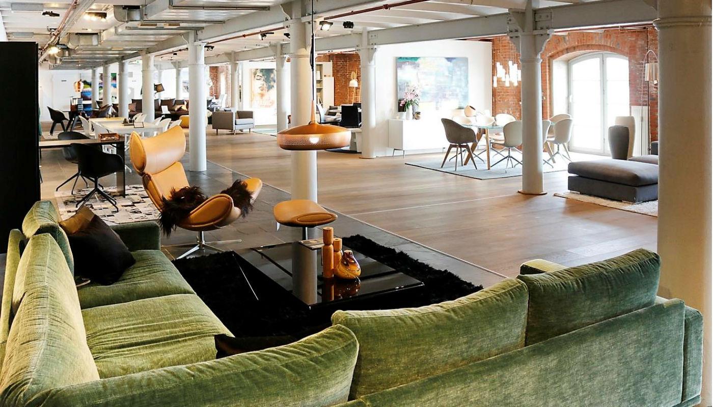 Moderne Möbel In Hamburg Boconcept Designermöbel Entdecken