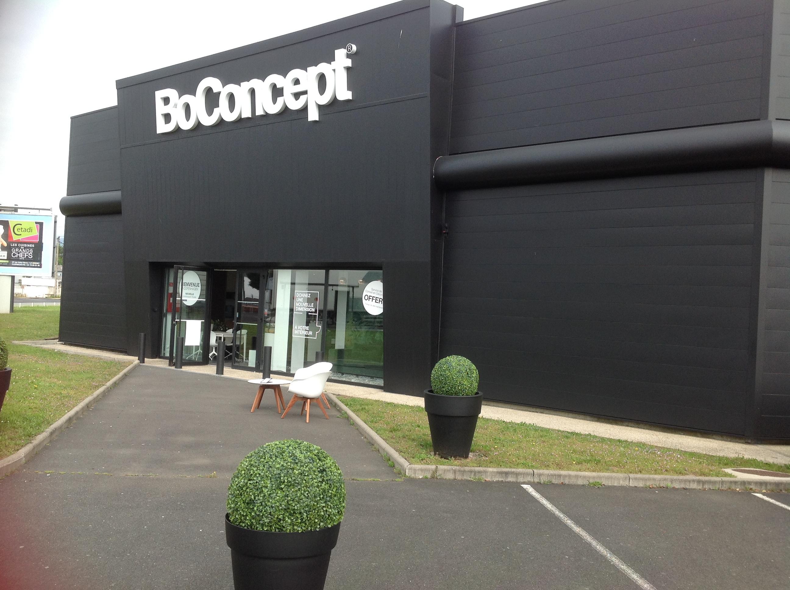 Boconcept Clermont Ferrand Meubles Design Personnalisables