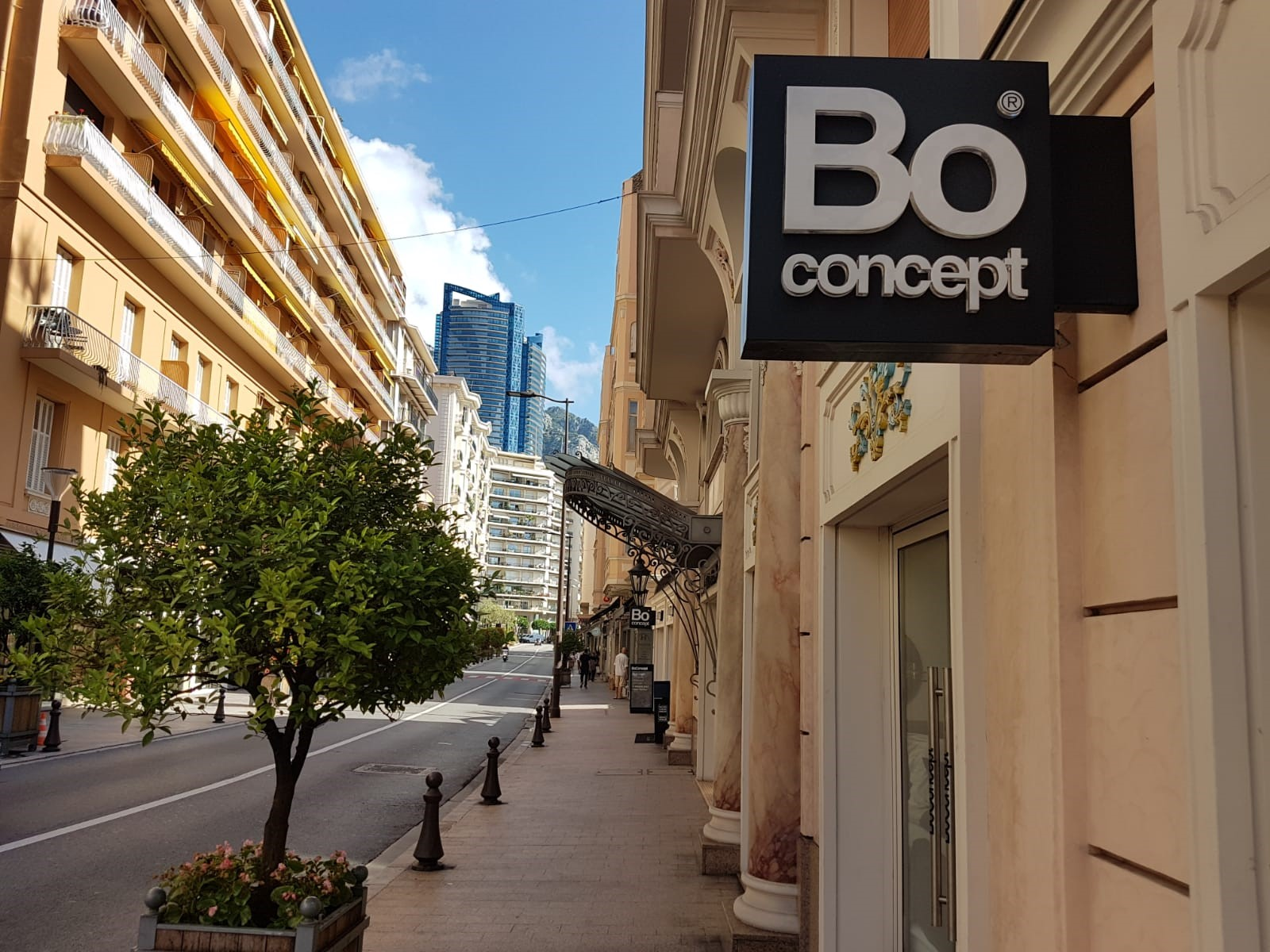 BoConcept Monaco | Meubles design personnalisables