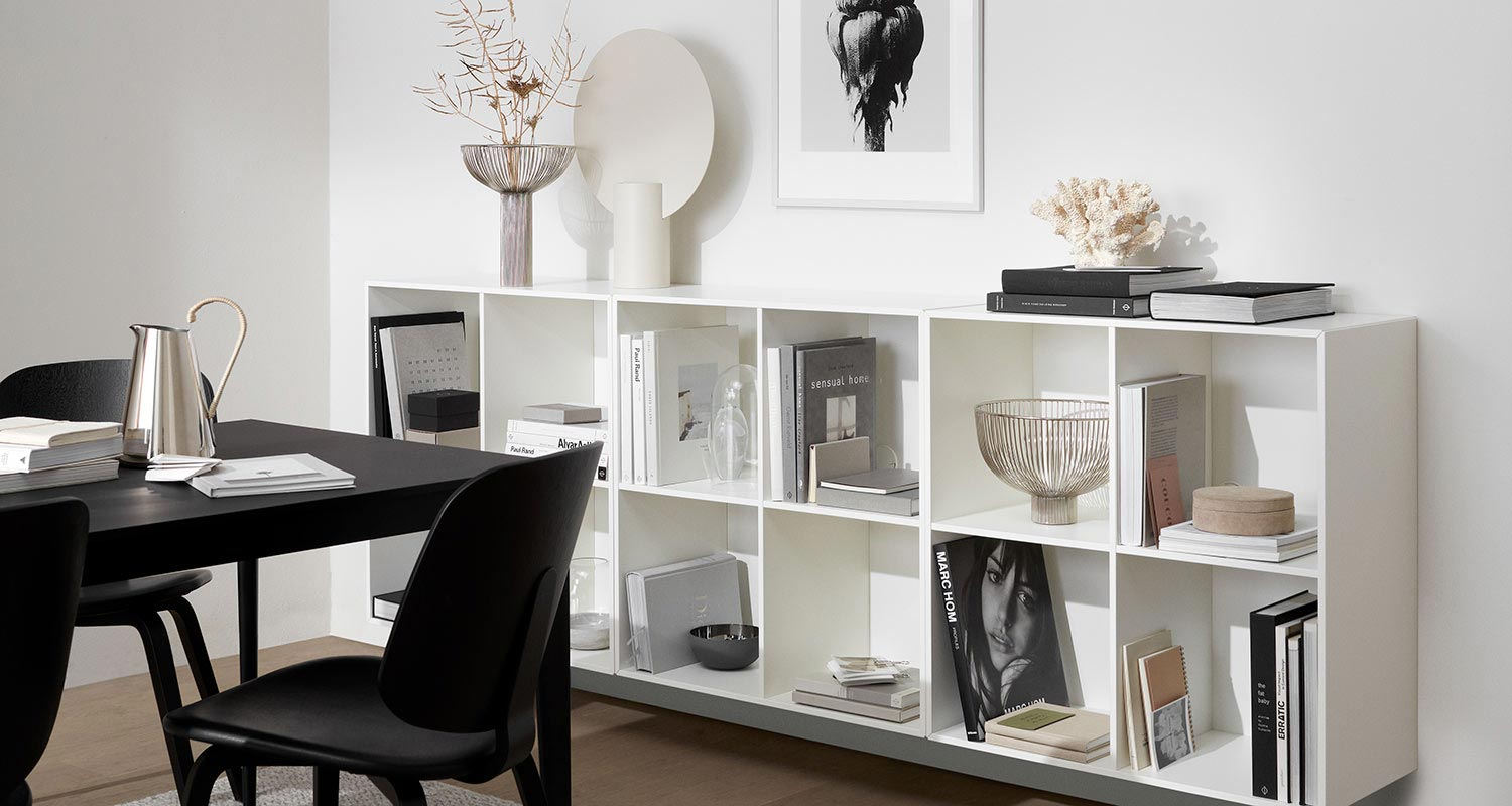 Designer book storage