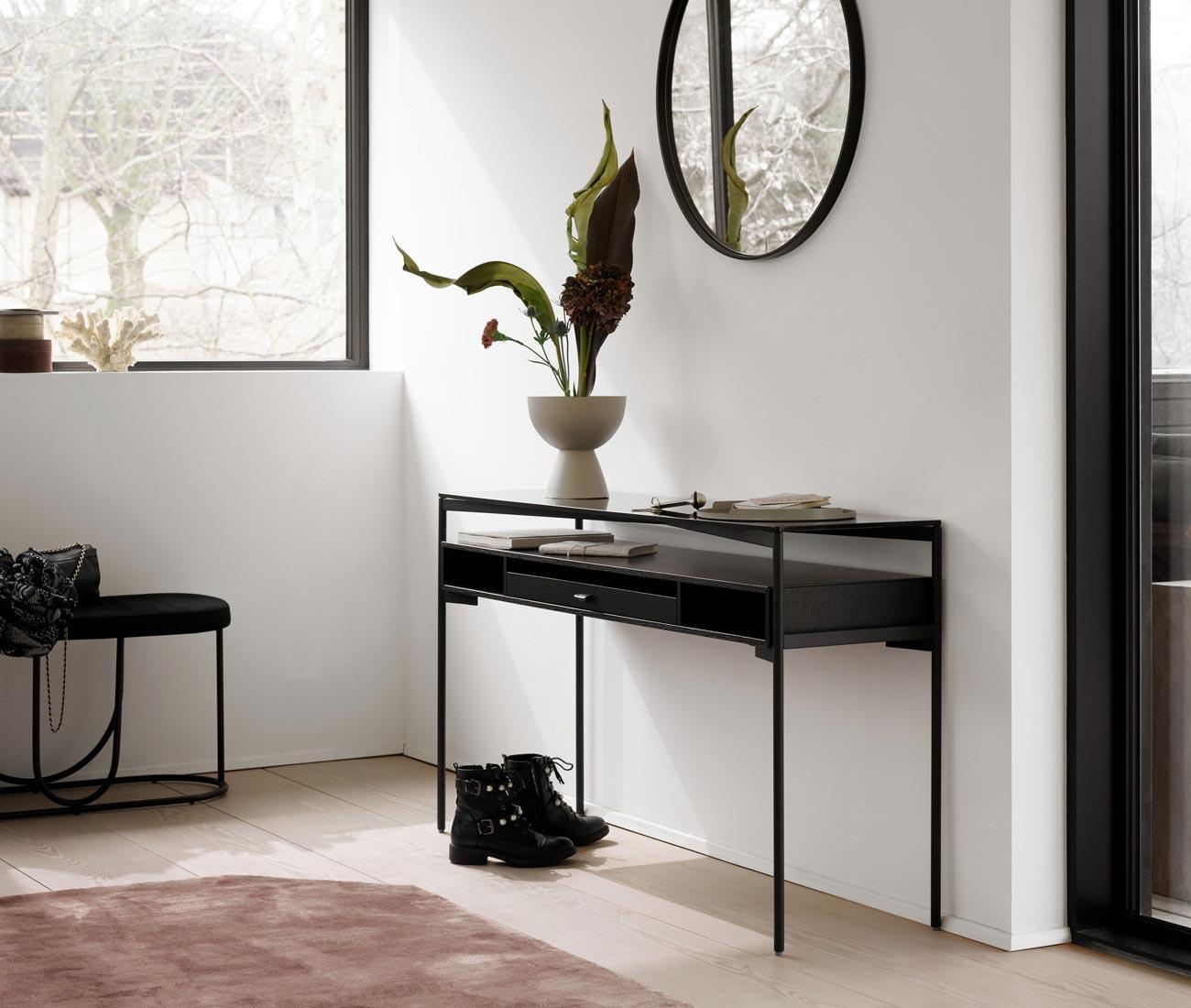 DESIGNER CONSOLE TABLE
