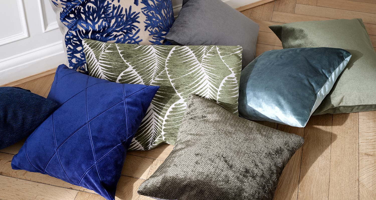 Modern Cushions Collection Boconcept