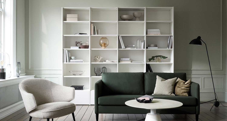 Modern wall storage