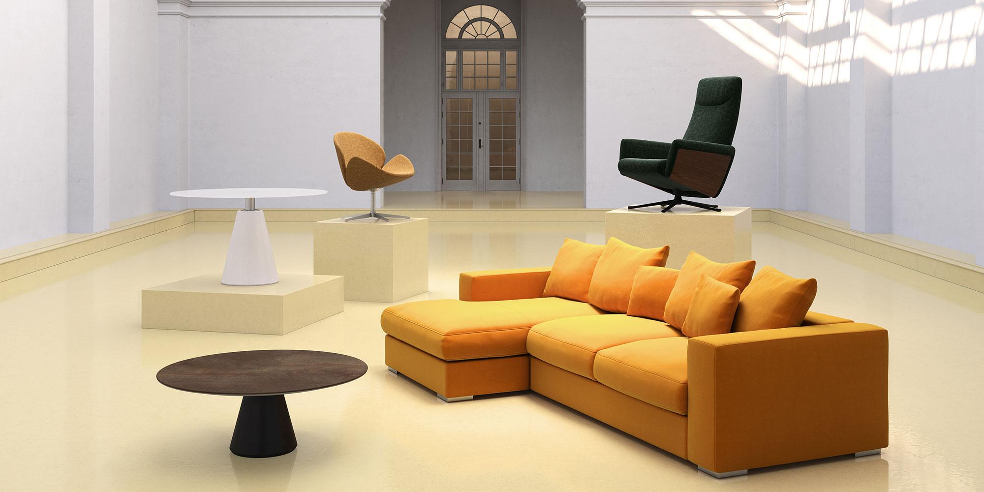 современная мебель актуальный дизайн Boconcept