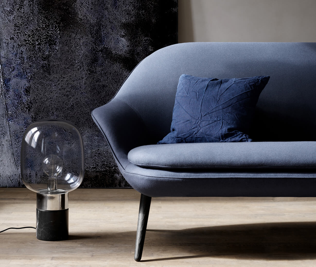 Danish designer 2 seater