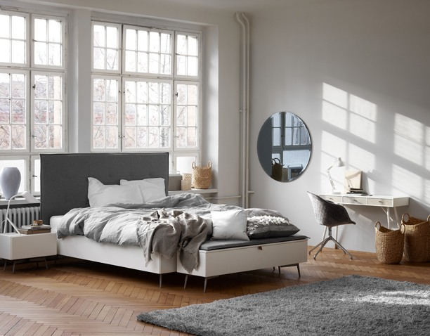 image of boconcept bed