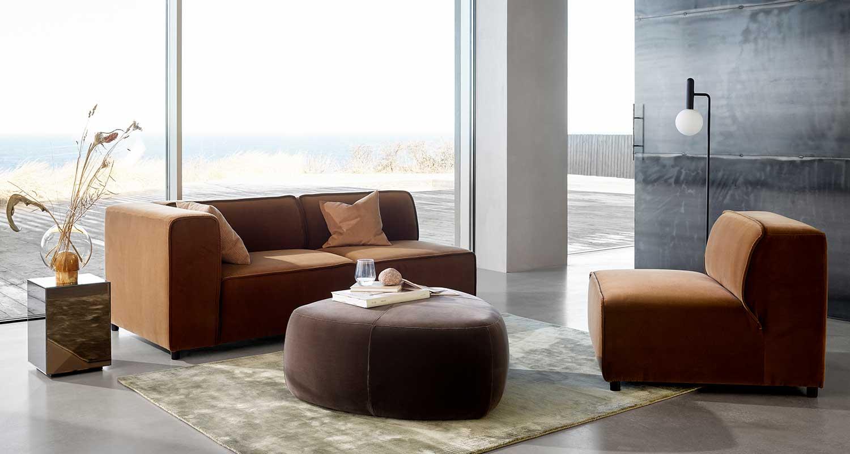 Modular sofa design