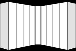 45° Eckelement