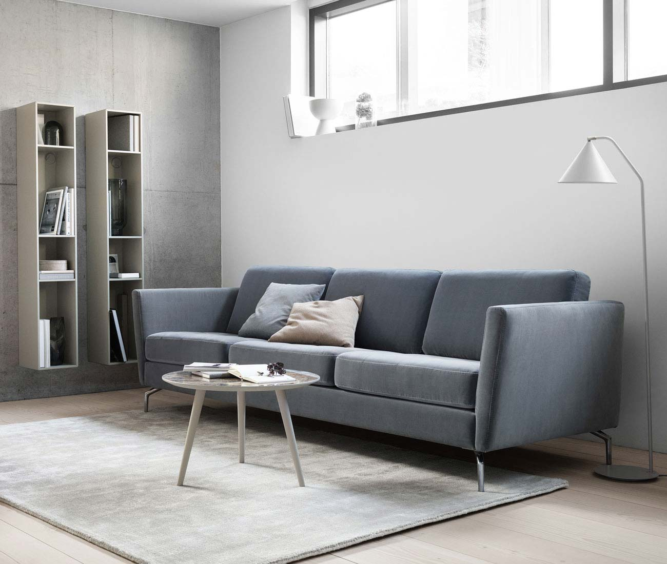 Spacious 3 Seater Sofa Designs Boconcept Sofas