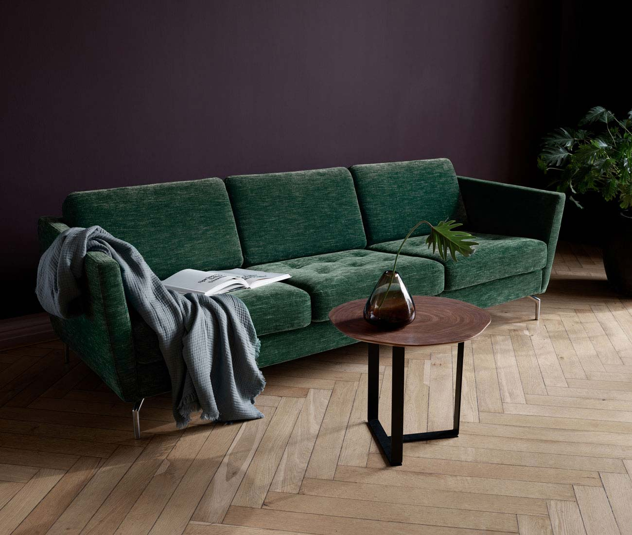 3 seater designer sofa by BoConcept