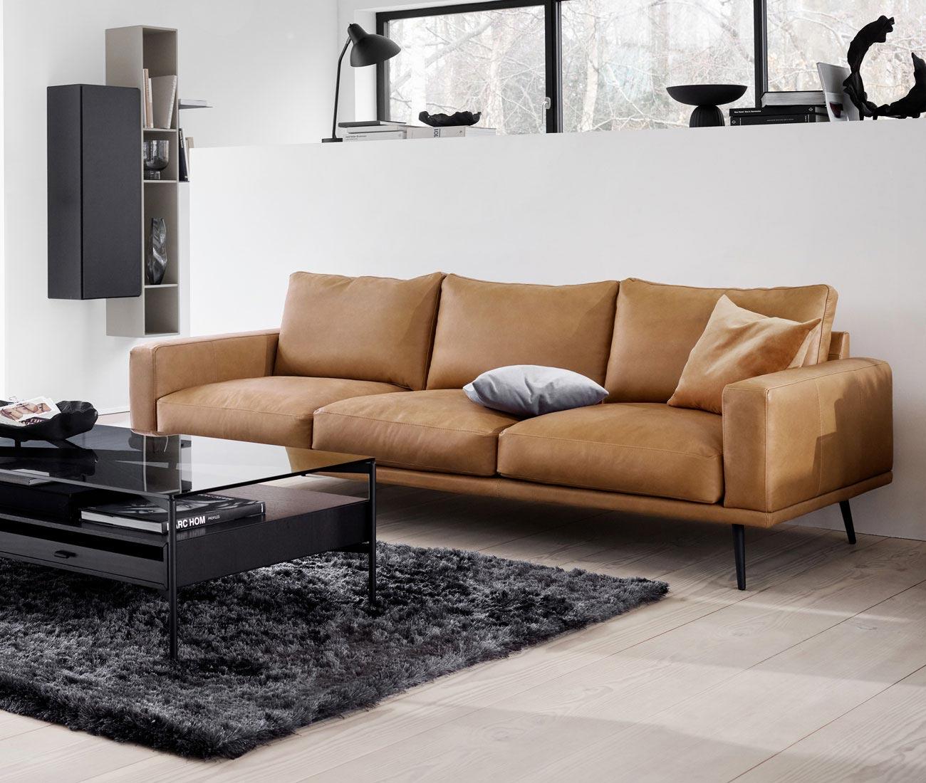 Living room hygge