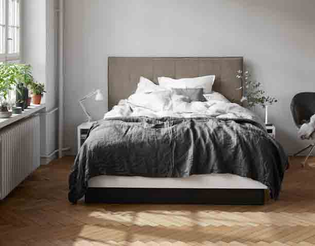 image of boconcept bed