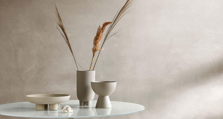 Sculpture vase