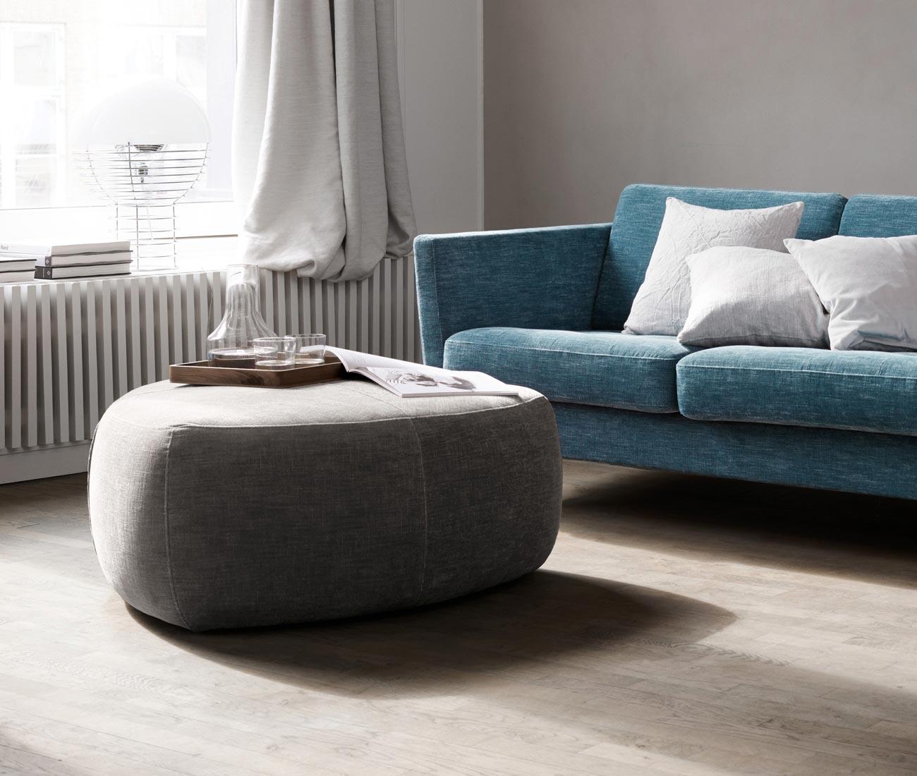 Designer footstool table