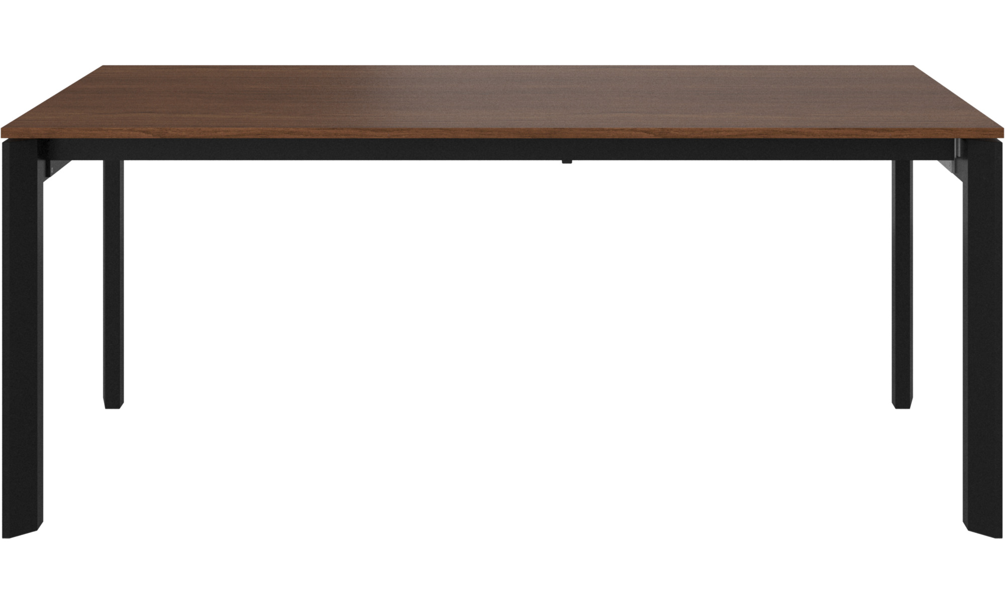 eetkamertafel lyon tafel met extra tafelblad boconcept. Black Bedroom Furniture Sets. Home Design Ideas