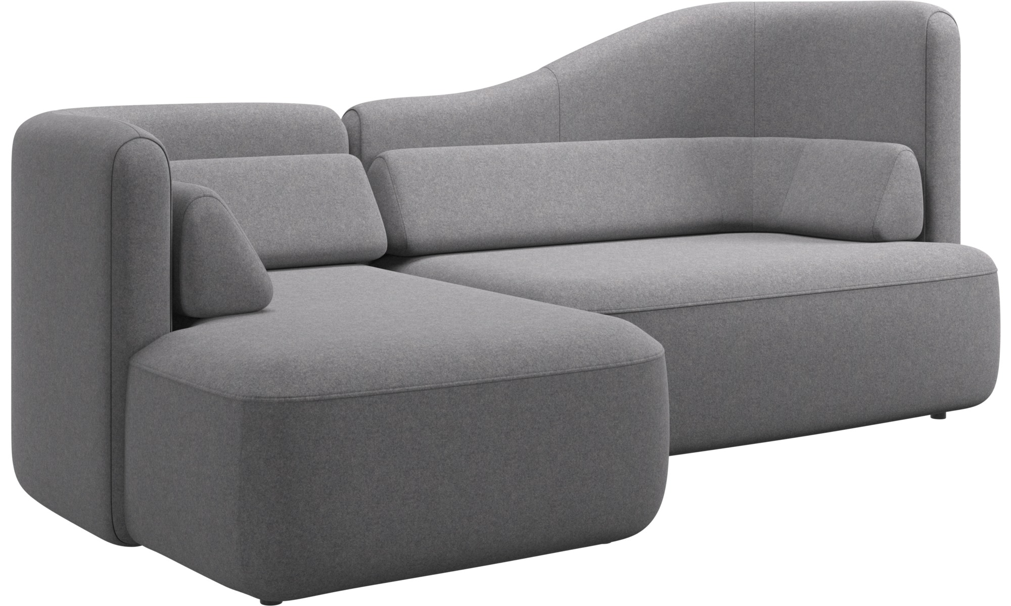 Modular Sofas Ottawa Sofa Grey Fabric