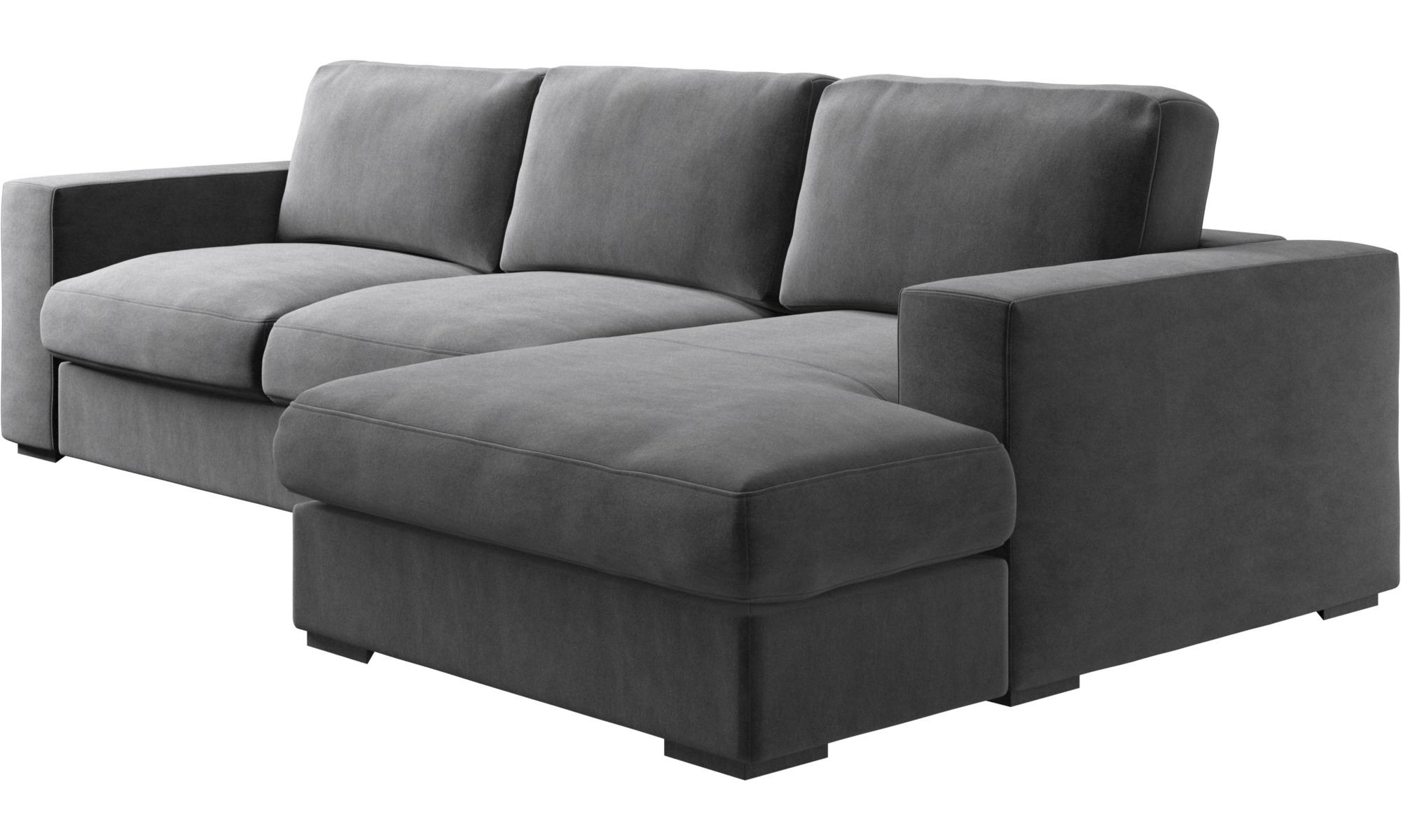 Longue Canapé Canapés Avec Chaise Cenova QhrdsCtx