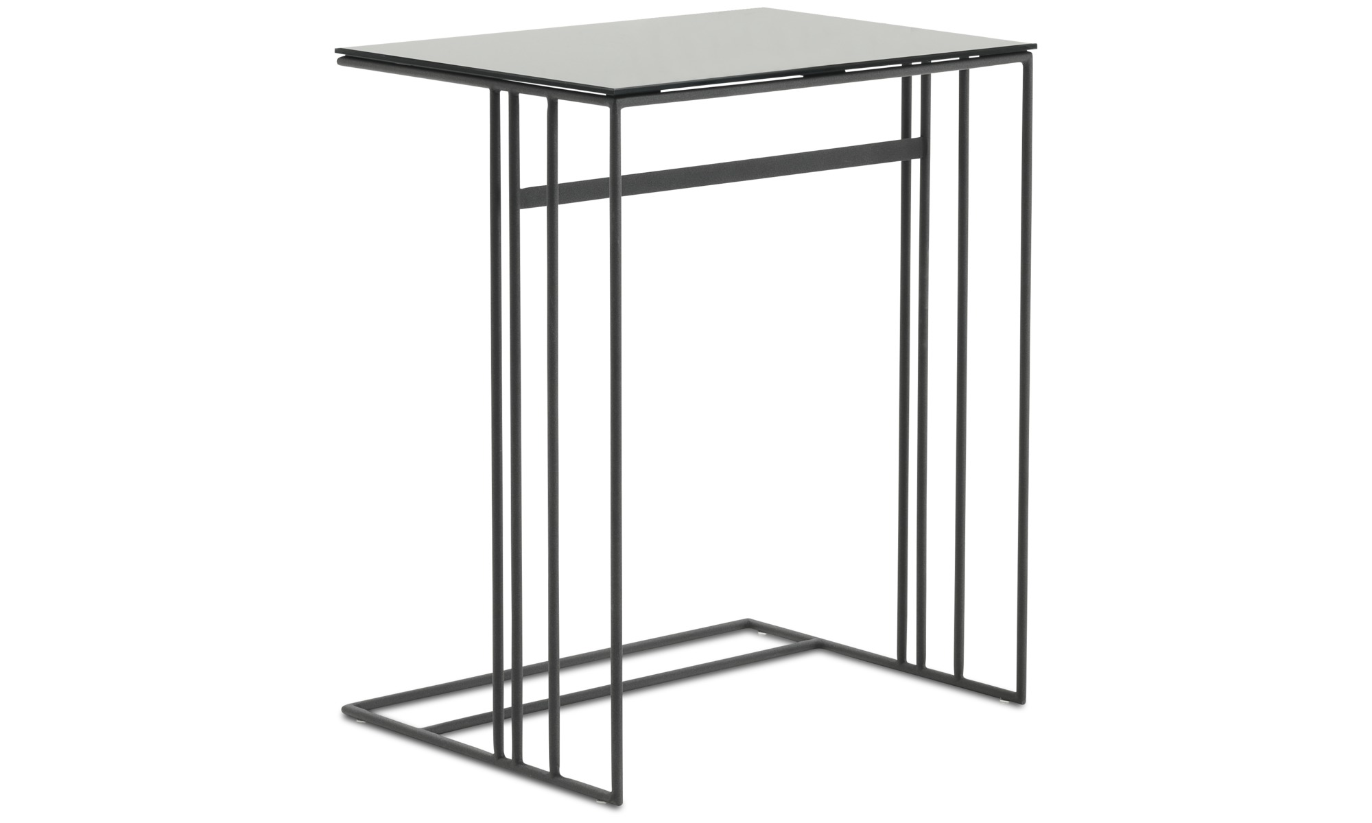 Coffee tables alba side table boconcept - Mesa auxiliar malm ikea ...