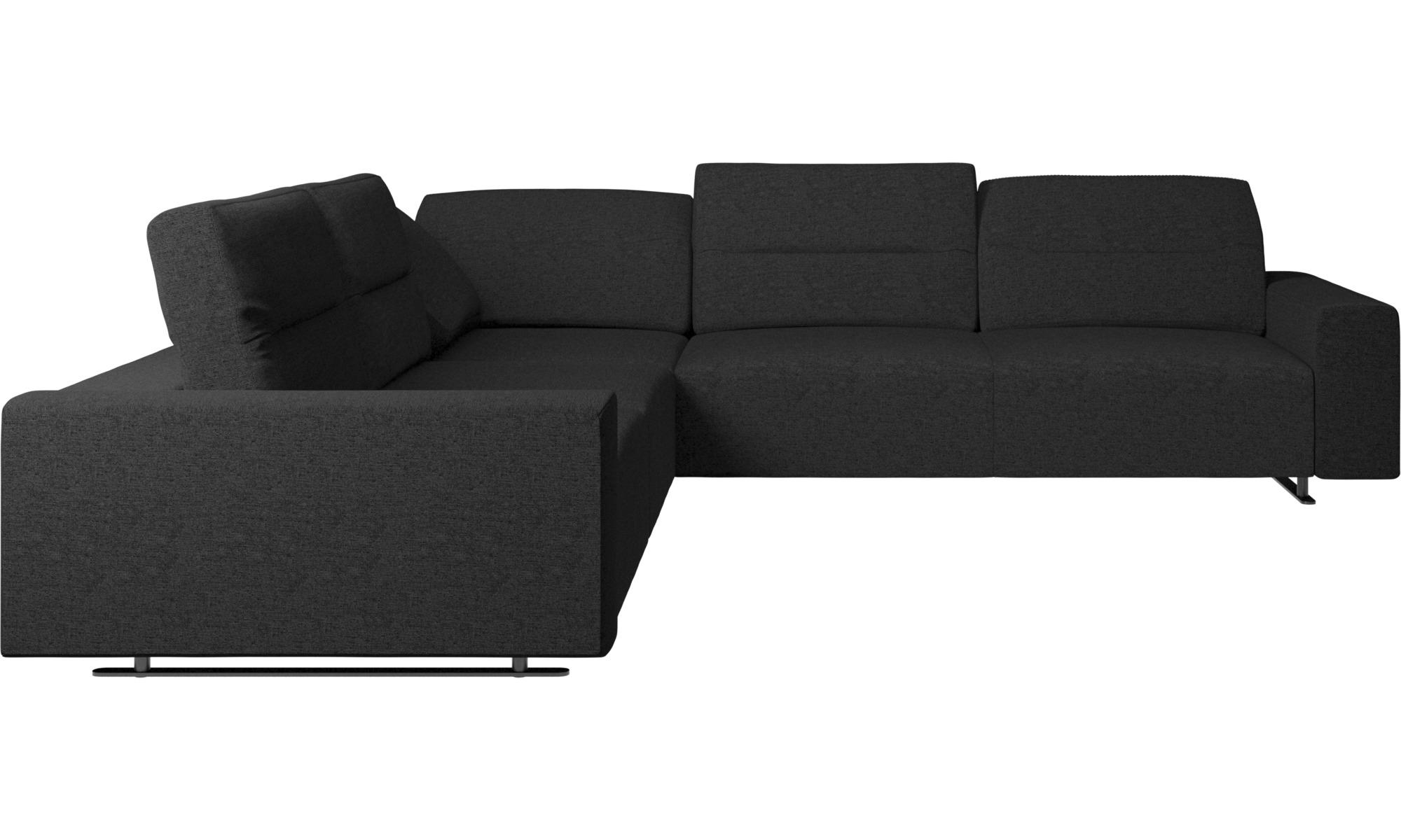 sof s esquineros sof esquinero hampton con respaldo ajustable boconcept. Black Bedroom Furniture Sets. Home Design Ideas
