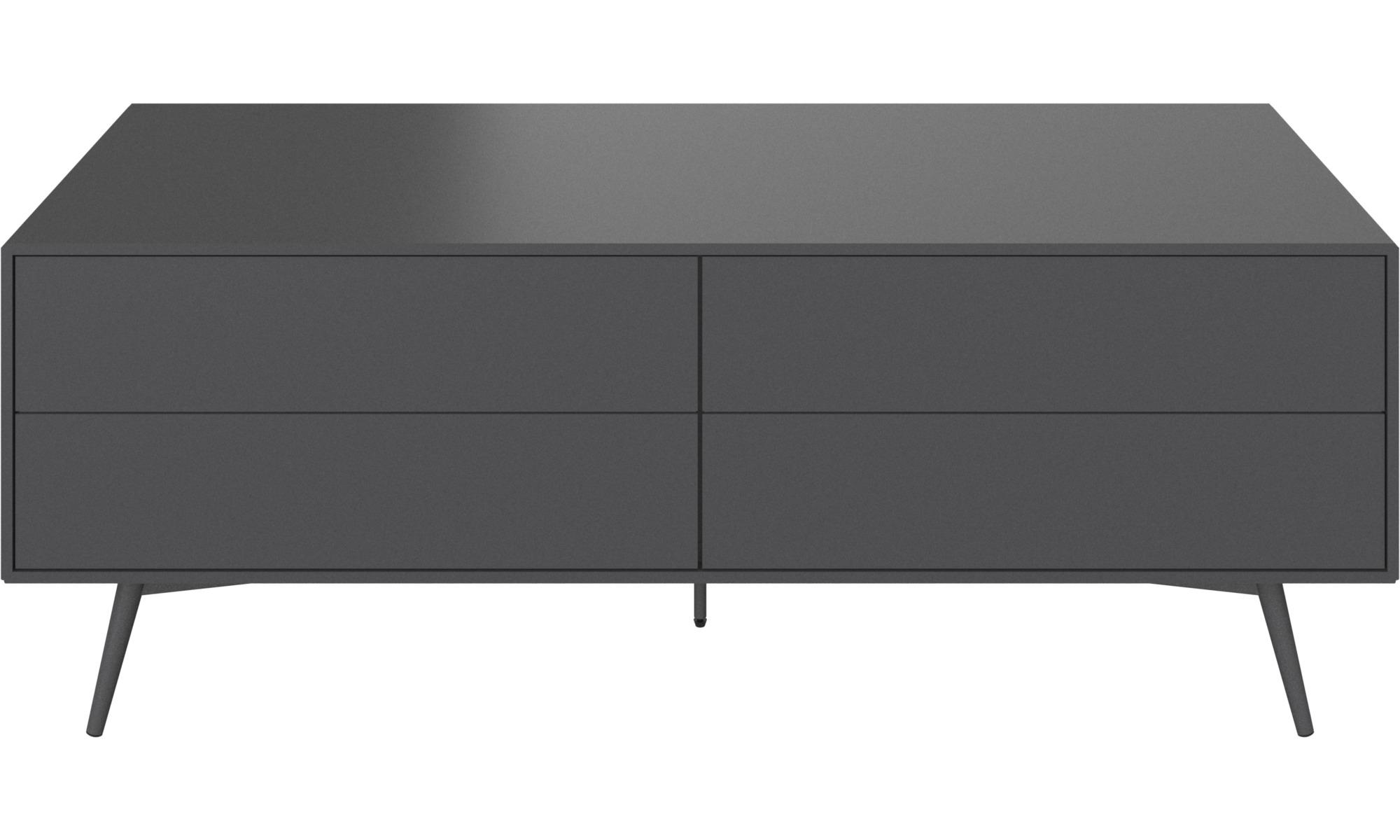 Möbel Boconcept tv möbel fermo tv hifi modul mit klapptüren boconcept