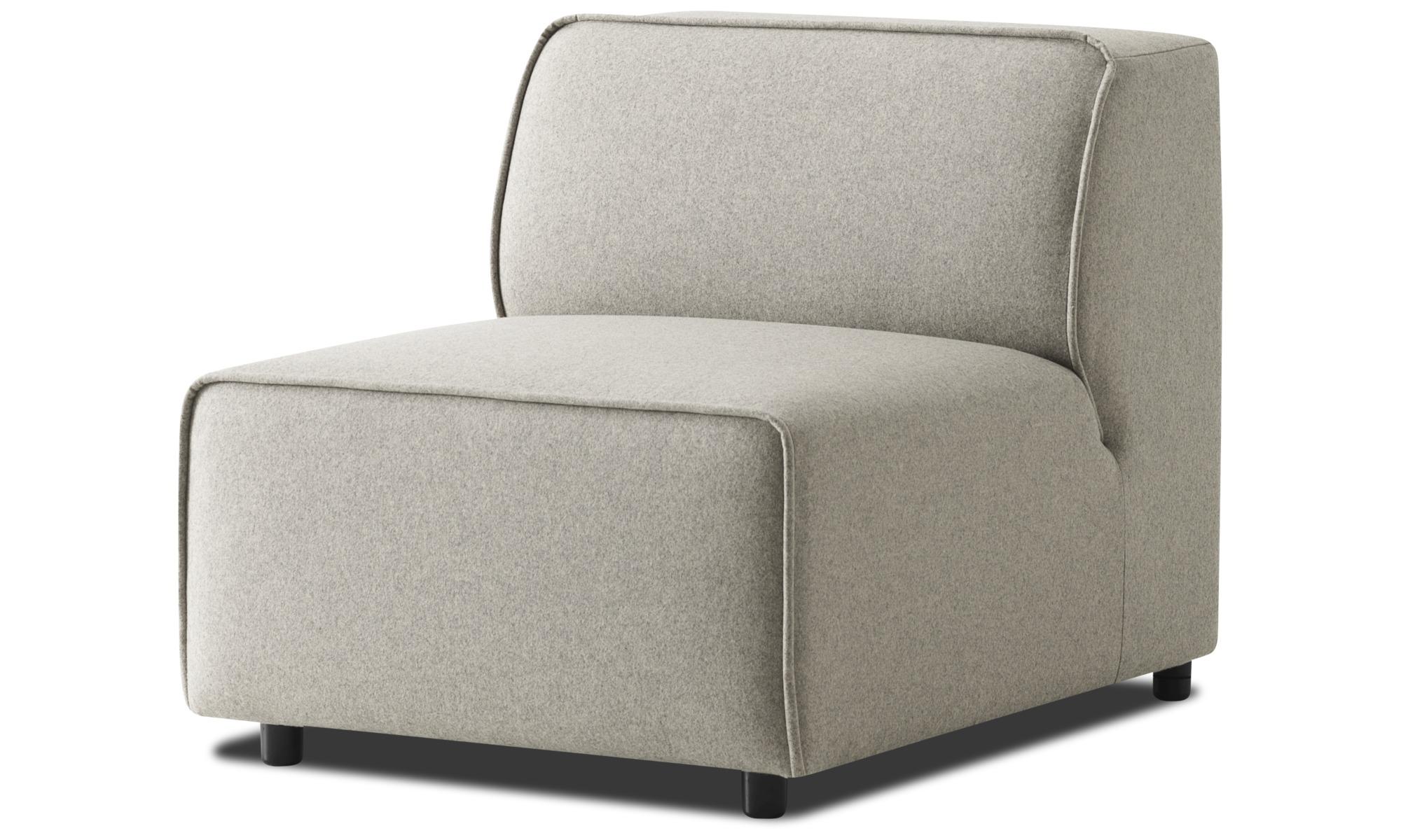 Modular sofas Carmo chairbasic unit BoConcept