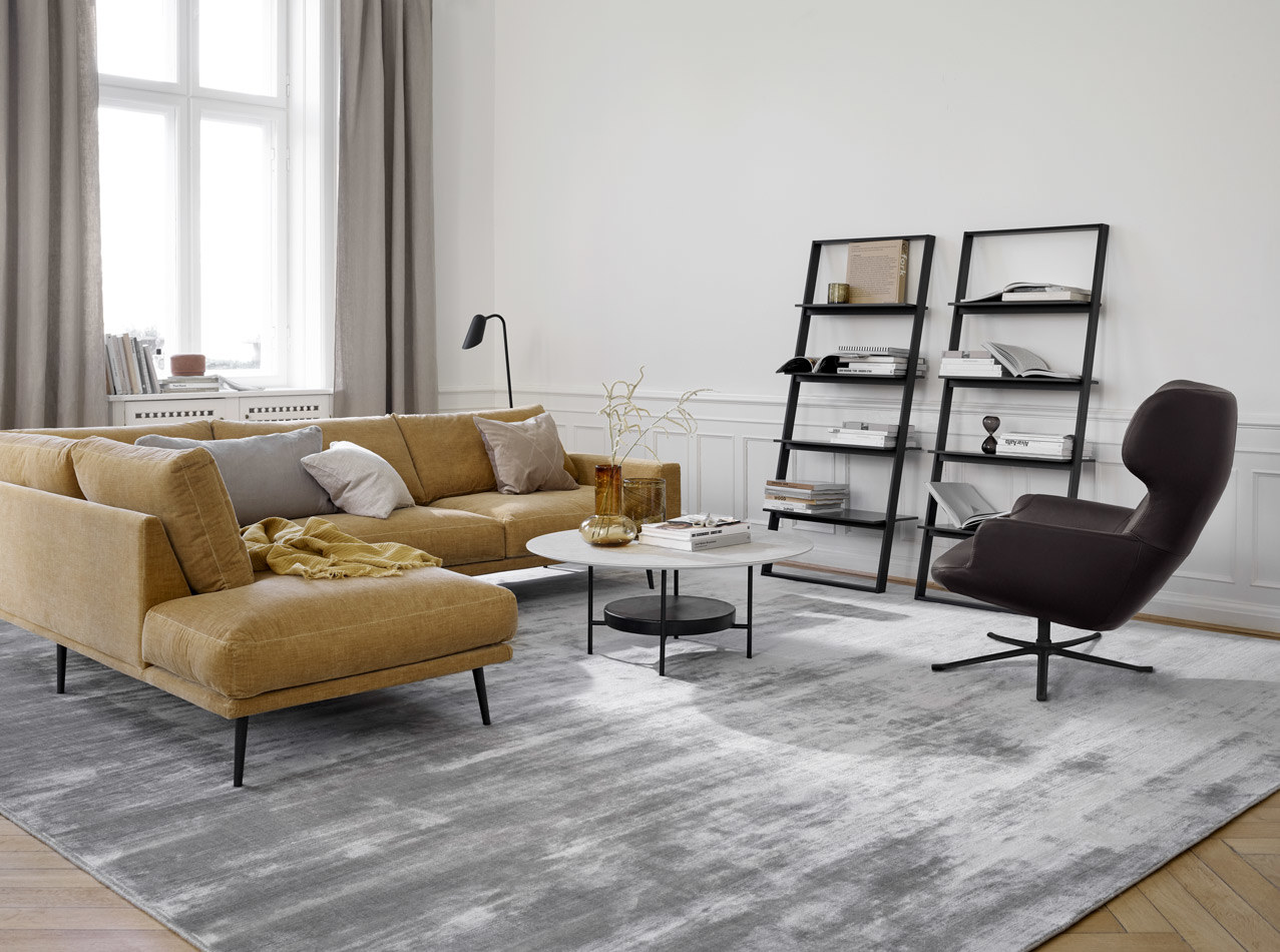 Round rugs - Shanghai rug
