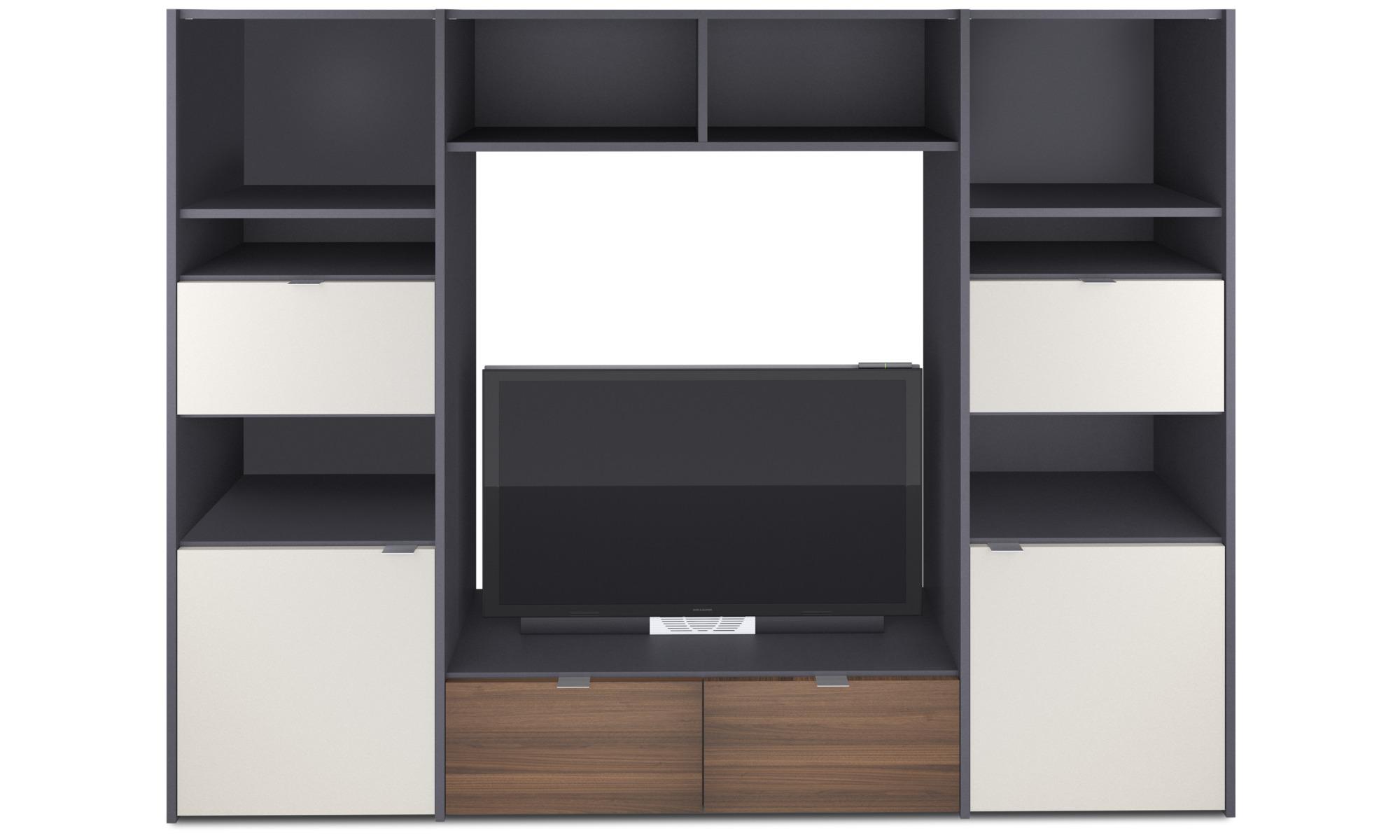 combinaisons murales combinaison murale copenhagen. Black Bedroom Furniture Sets. Home Design Ideas